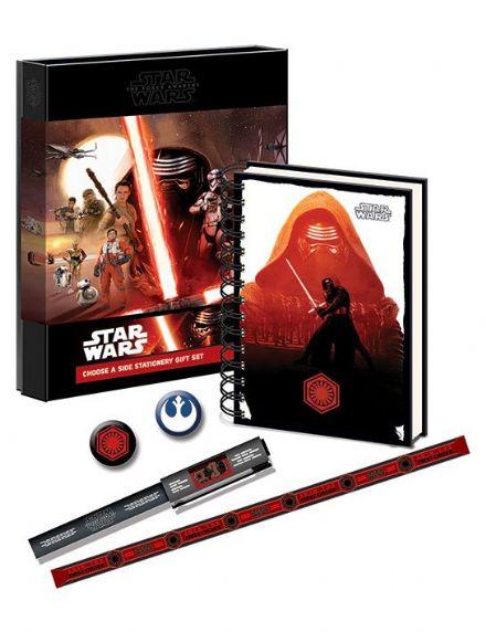 Star Wars Episode VII Stationery Set